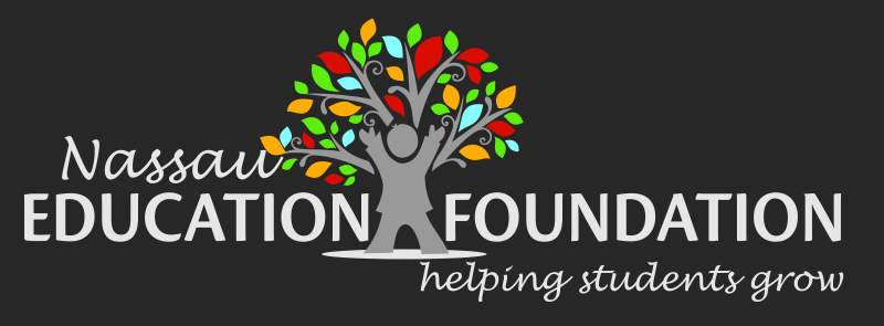 Nassau Education Foundation Footer Logo